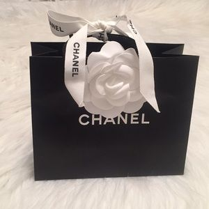 CHANEL Small Paper Bag